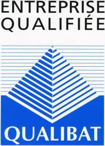 Logo de la certification QUALIBAT
