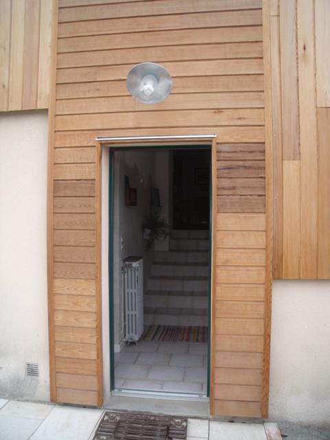 Surélévation de maison à Carquefou (44)
