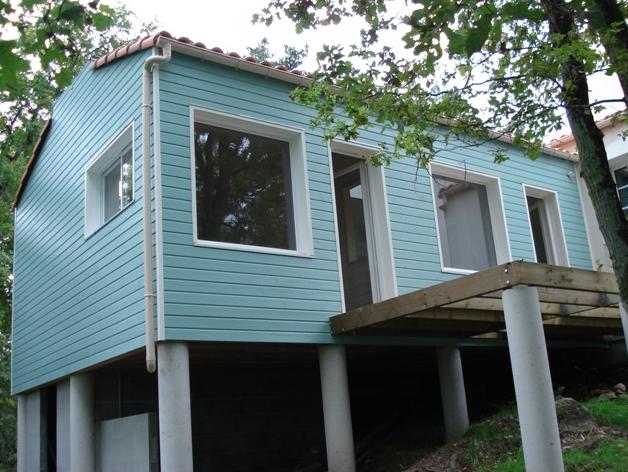 Extension de maison à Clisson (44)